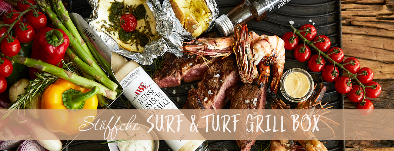 Stöffche Surf & Turf Grillbox